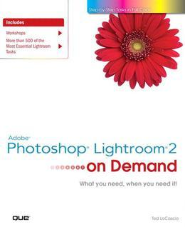 Adobe Photoshop Lightroom 2 on Demand, Adobe Reader
