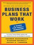 Business Plans that Work: A Guide for Small Business 2/E