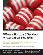 Vmware Horizon 6 Desktop Virtualization Solutions