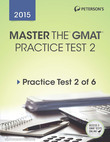 Master the GMAT 2015: Diagnosing Strengths and Weaknesses: Part II of VI