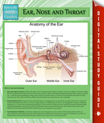 Ear, Nose and Throat: Speedy Study Guides