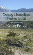 Young Homeless Professional