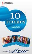 10 Romans Azur Inedits (N 3425 a 3434 - Janvier 2014): Harlequin Collection Azur