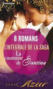 La Couronne de Santina: L'Integrale de La Saga: 8 Romans