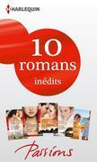 10 Romans Passions Inedits (N 441 a 445 - Janvier 2014): Harlequin Collection Passions