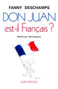 Don Juan est-il français ?