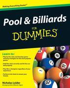 Pool and Billiards for Dummies