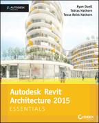 Autodesk Revit Architecture 2015 Essentials: Autodesk Official Press