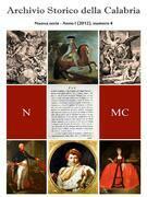 Archivio Storico della Calabria - Nuova Serie - Numero 4