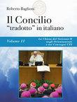 """Il Concilio """"tradotto"""" in italiano. Vol. 2"""