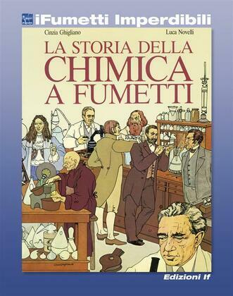 La storia della chimica a fumetti