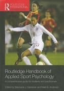 Routledge Handbook of Applied Sport Psychology