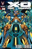 X-O Manowar (2012) Issue 14