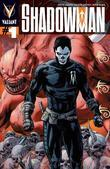 Shadowman (2012) Issue 1