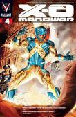 X-O Manowar (2012) Issue 4