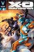 X-O Manowar (2012) Issue 6