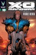 X-O Manowar (2012) Issue 10