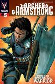Archer & Armstrong (2012) Issue 5