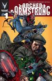 Archer & Armstrong (2012) Issue 1