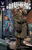 Archer & Armstrong (2012) Issue 2