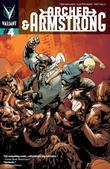 Archer & Armstrong (2012) Issue 4