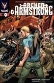 Archer & Armstrong (2012) Issue 9