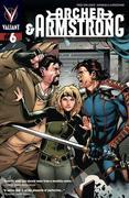 Archer & Armstrong (2012) Issue 6