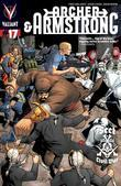 Archer & Armstrong (2012) Issue 17