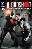 Bloodshot and H.A.R.D. Corps Issue 15
