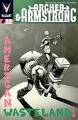 Archer & Armstrong (2012) Issue 22