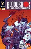 Bloodshot and H.A.R.D. Corps Issue 22