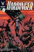 Harbinger (2012) Issue 0