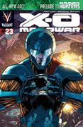 X-O Manowar (2012) Issue 23