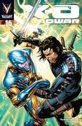X-O Manowar (2012) Issue 16