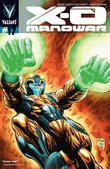 X-O Manowar (2012) Issue 17