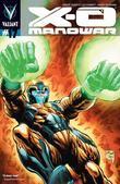 X-O Manowar (2012) Issue 17