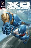 X-O Manowar (2012) Issue 18