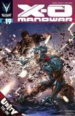 X-O Manowar (2012) Issue 19