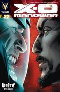 X-O Manowar (2012) Issue 22