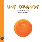 Une orange