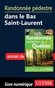 Randonnée pédestre dans le Bas Saint-Laurent