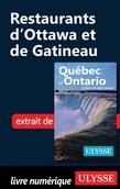 Restaurants d'Ottawa et de Gatineau