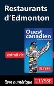Restaurants d'Edmonton