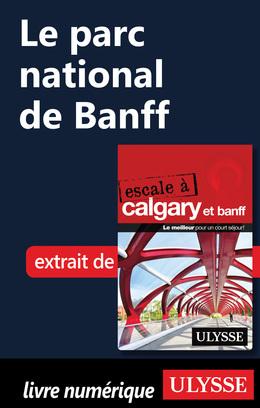 Le parc national de Banff