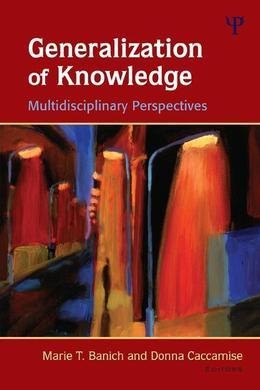 Generalization of Knowledge