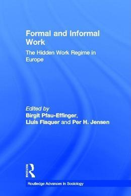Formal and Informal Work