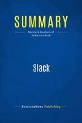 Summary: Slack - Tom DeMarco