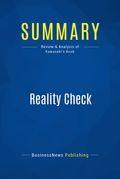 Summary: Reality Check - Guy Kawasaki