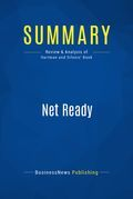 Summary: Net Ready - Amir Hartman and John Sifonis