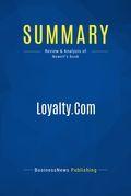 Summary: Loyalty.Com - Frederick Newell